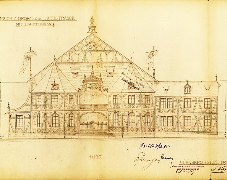 Anzeige-Stadtarchiv-Nürnberg-Hercules-Velodrom