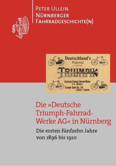 Cover Deutsche Triumph Fahrrad-Werke Aktiengesellschaft