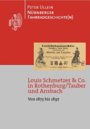 Buch Cover Louis Schmetzer & Co Januar 2019