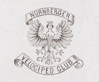 Logo des Nürnberger Velociped-Club