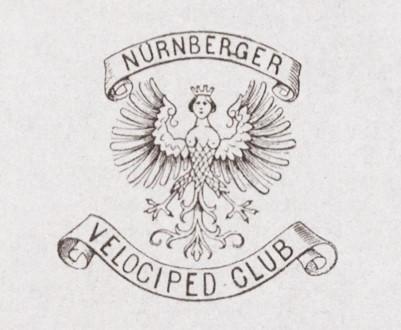 Logo des Nürnberger Velociped-Club