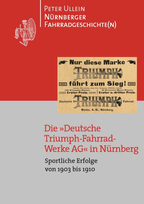 Cover Deutsche Triumph Fahrrad-Werke Aktiengesellschaft II