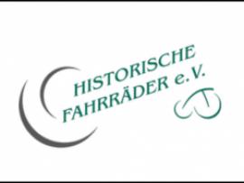 Logo des Vereins Historische Fahrräder e. V.