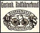 Logo des Gostenhofer Radfahrer-Bundes (1891)