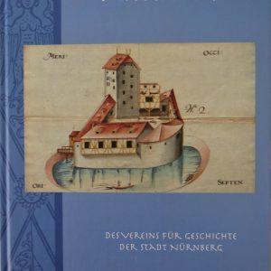 Titelseite der Mitteilungen des Vereins für Geschichte der Stadt Nürnberg Band 106 2019