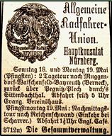 ARU Pfingsten 1902